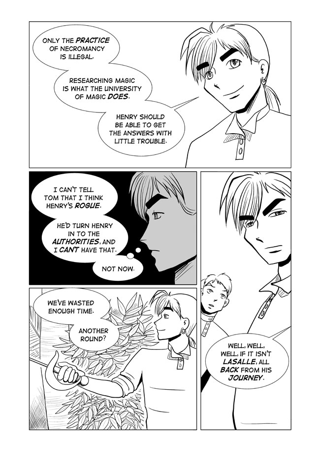 Son of a Clannaughtsman; Page 8