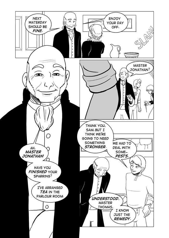 Son of a Clannaughtsman, Part Two; Page 23