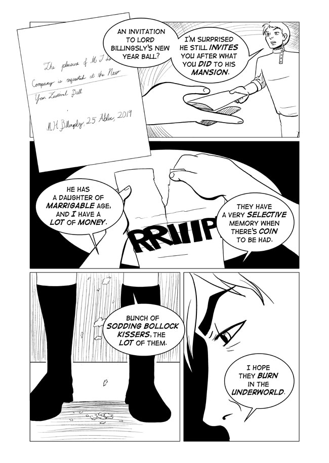 Son of a Clannaughtsman, Part Two; Page 25