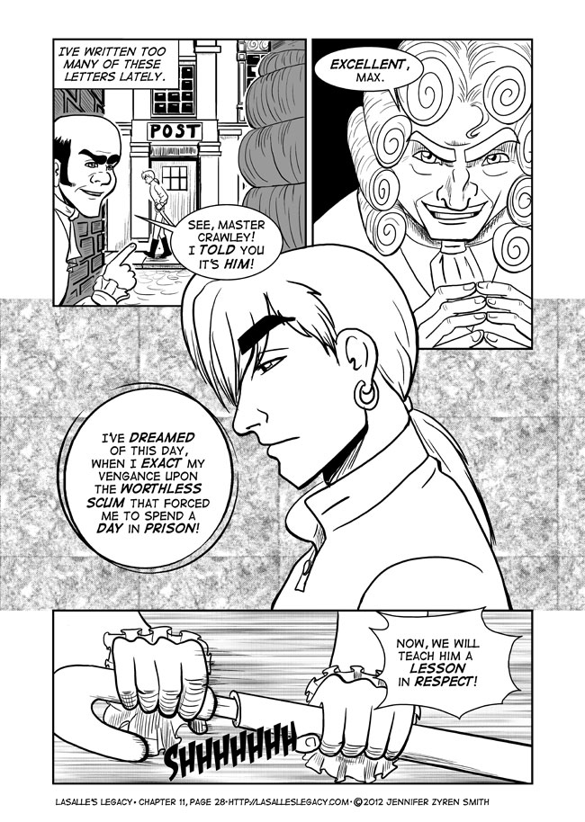 New Allies; Page 28