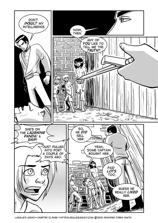 Charlie; Page 4