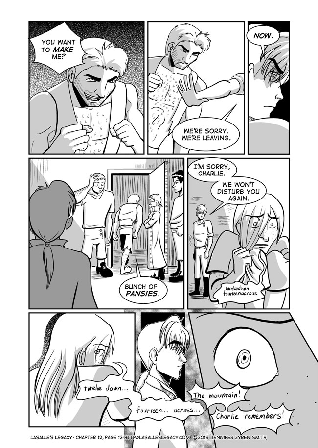 Charlie; Page 12
