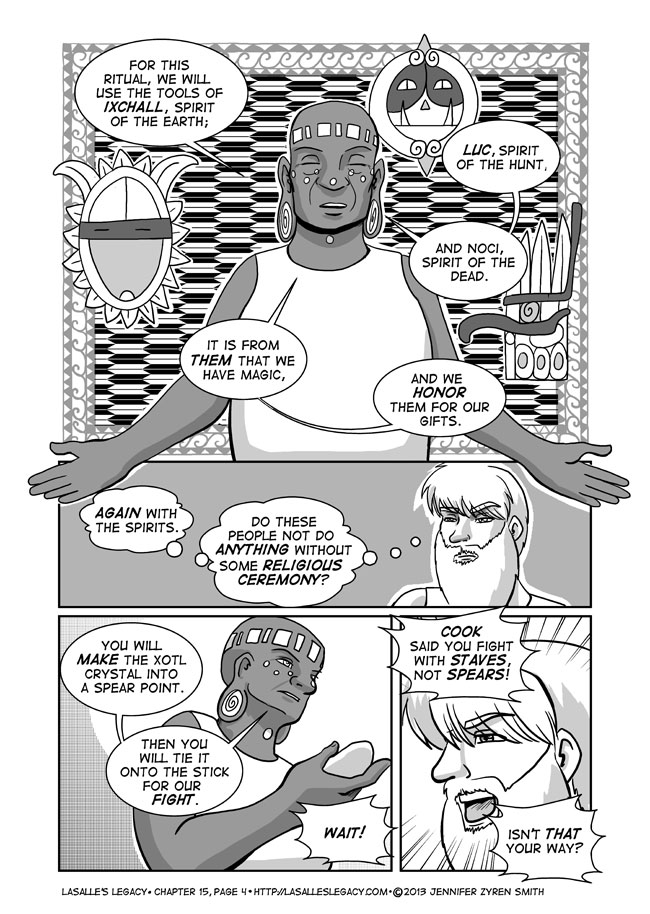 The Ritual; Page 4