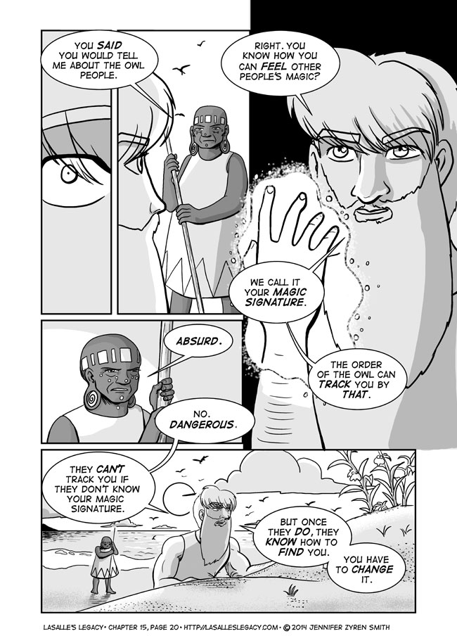 The Ritual; Page 20