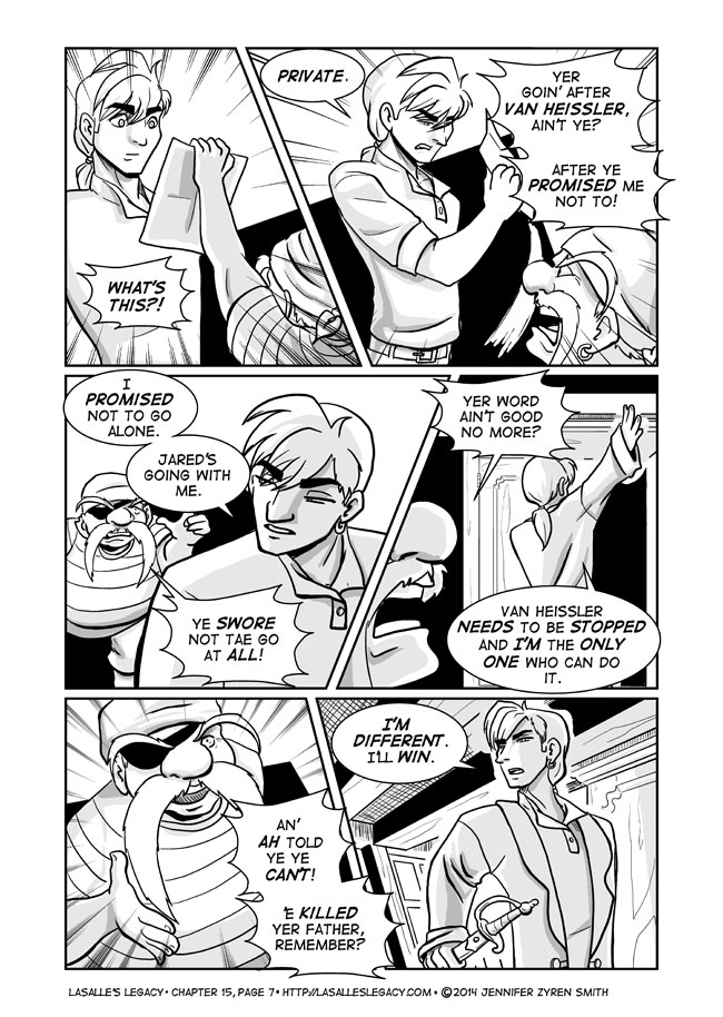 Demon's Spear; Page 7