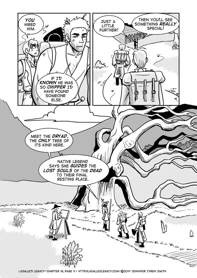 Demon's Spear; Page 11