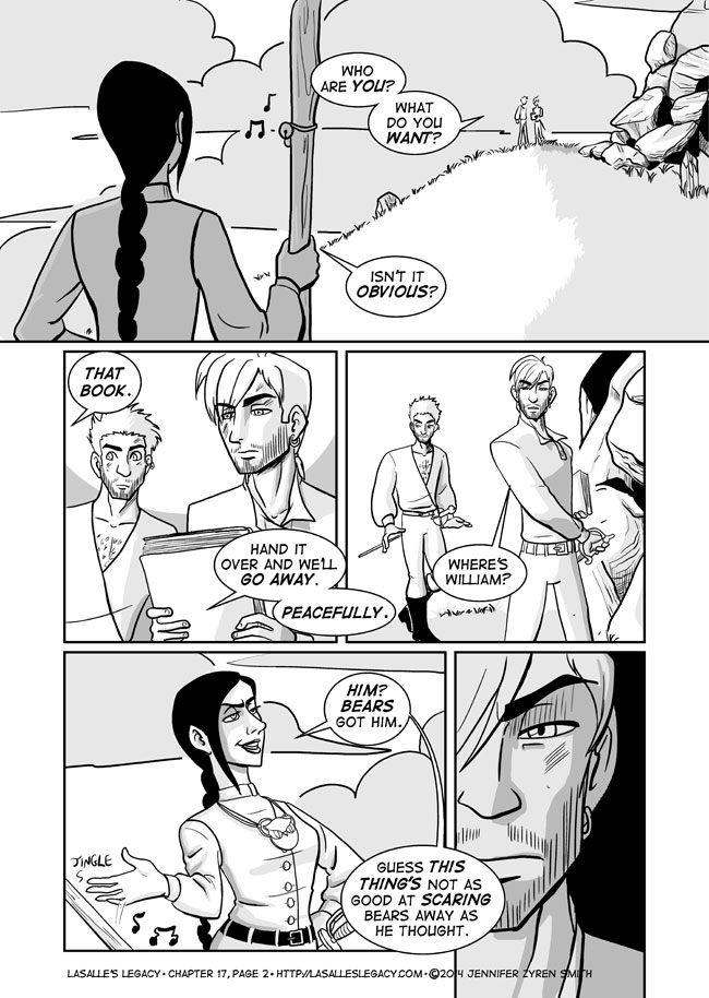 Brother's Keeper; Page 2