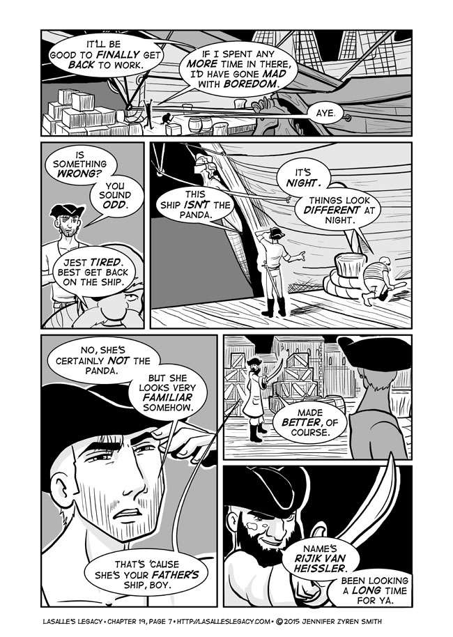 Sins of the Father; Page 7