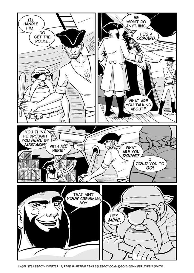 Sins of the Father; Page 8