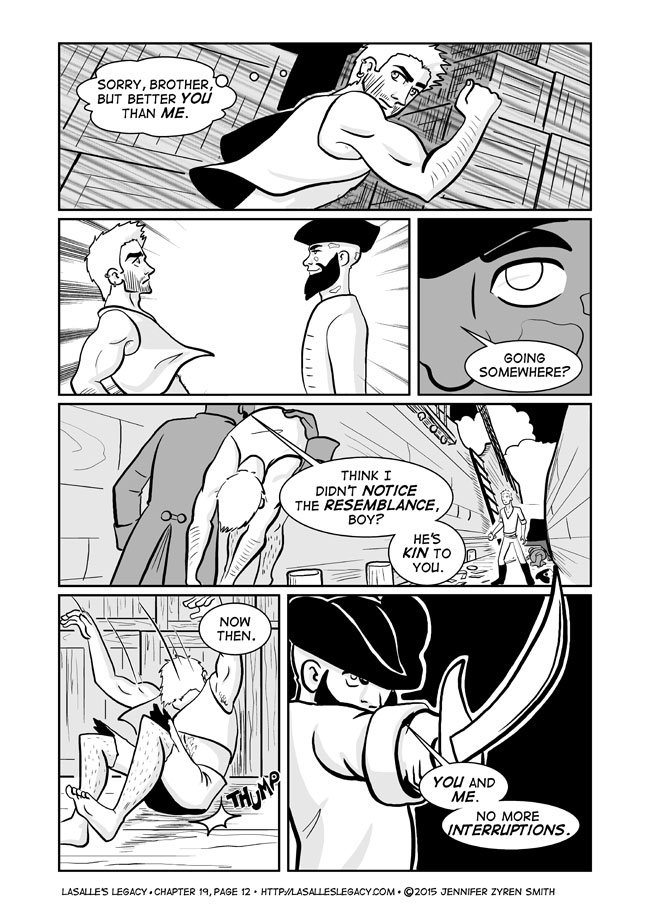 Sins of the Father; Page 12