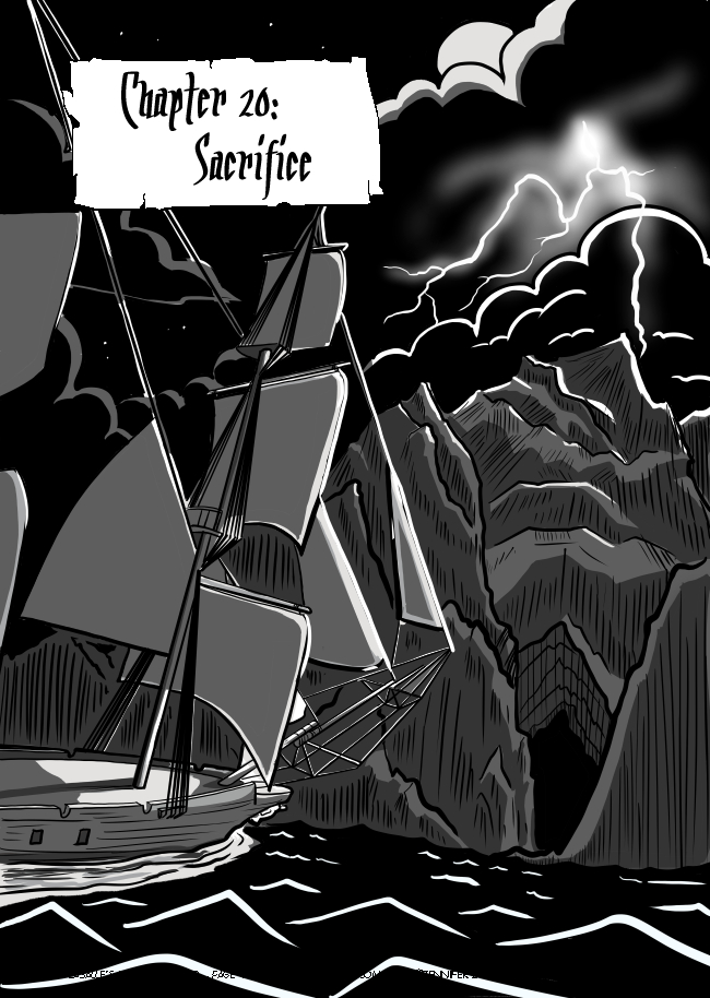 Chapter 20, Page 1- Sacrifice