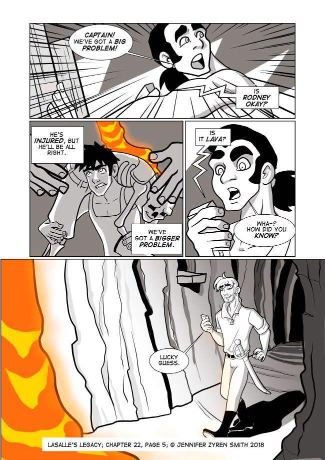 Legacy, Page 5