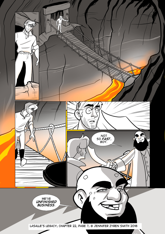 Legacy, Page 7