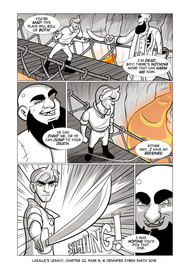 Legacy, Page 8