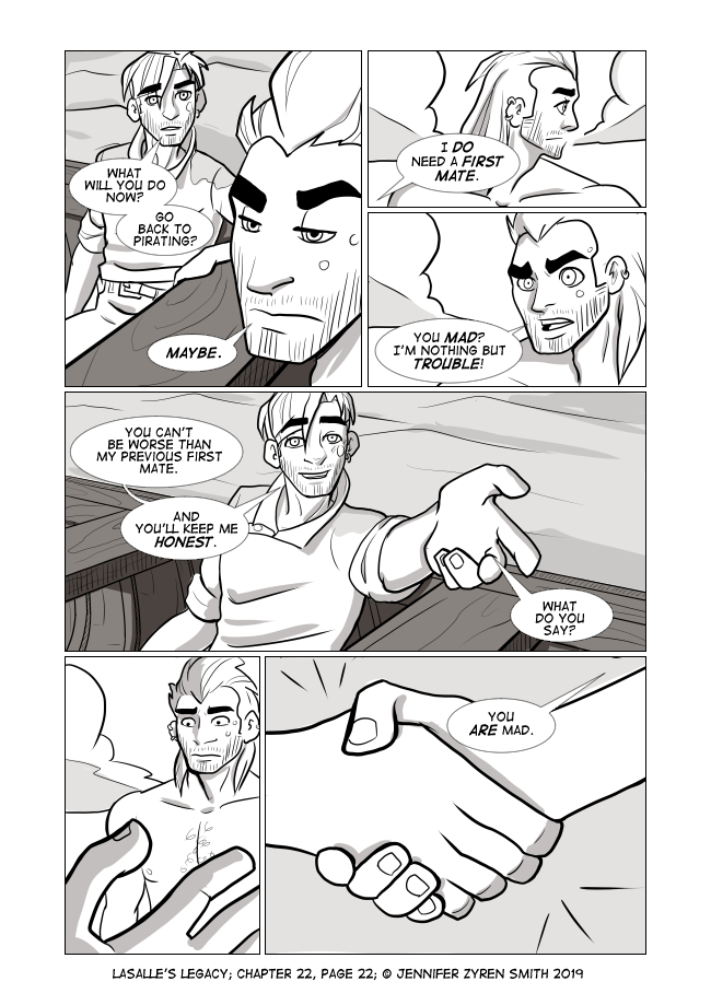 Legacy; Page 22